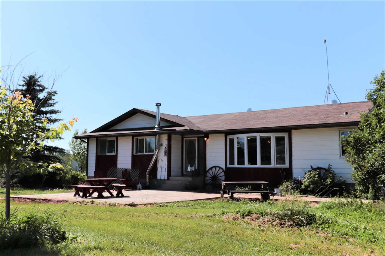 Main Photo: 117 MEADOW Crescent: Rural Sturgeon County House for sale : MLS®# E4209398