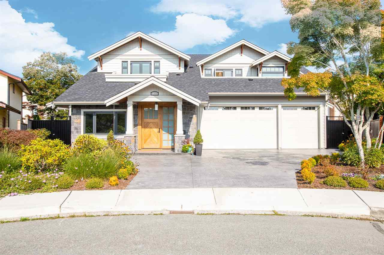 Main Photo: 10311 SEVILLE Place in Richmond: Steveston North House for sale : MLS®# R2504542