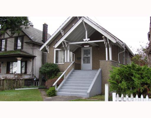 Main Photo: 1019 HAMILTON Street in New Westminster: Moody Park House for sale : MLS®# V797973