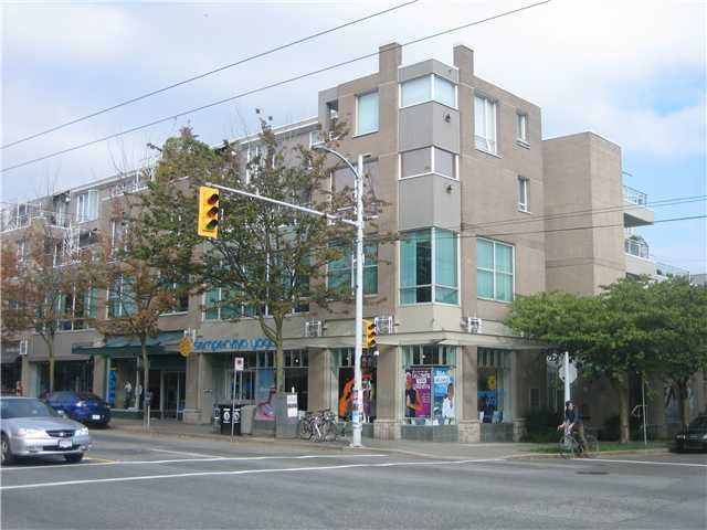 """Photo 1: Photos: 429 1979 YEW Street in Vancouver: Kitsilano Condo for sale in """"THE CAPERS BUILDING"""" (Vancouver West)  : MLS®# V850722"""