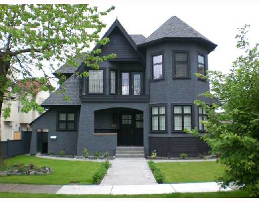Main Photo: 911 LONDON Street in New_Westminster: Moody Park House for sale (New Westminster)  : MLS®# V730902