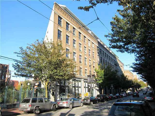 "Main Photo: 322 55 E CORDOVA Street in Vancouver: Downtown VE Condo for sale in ""Koret Lofts"" (Vancouver East)  : MLS®# R2401135"