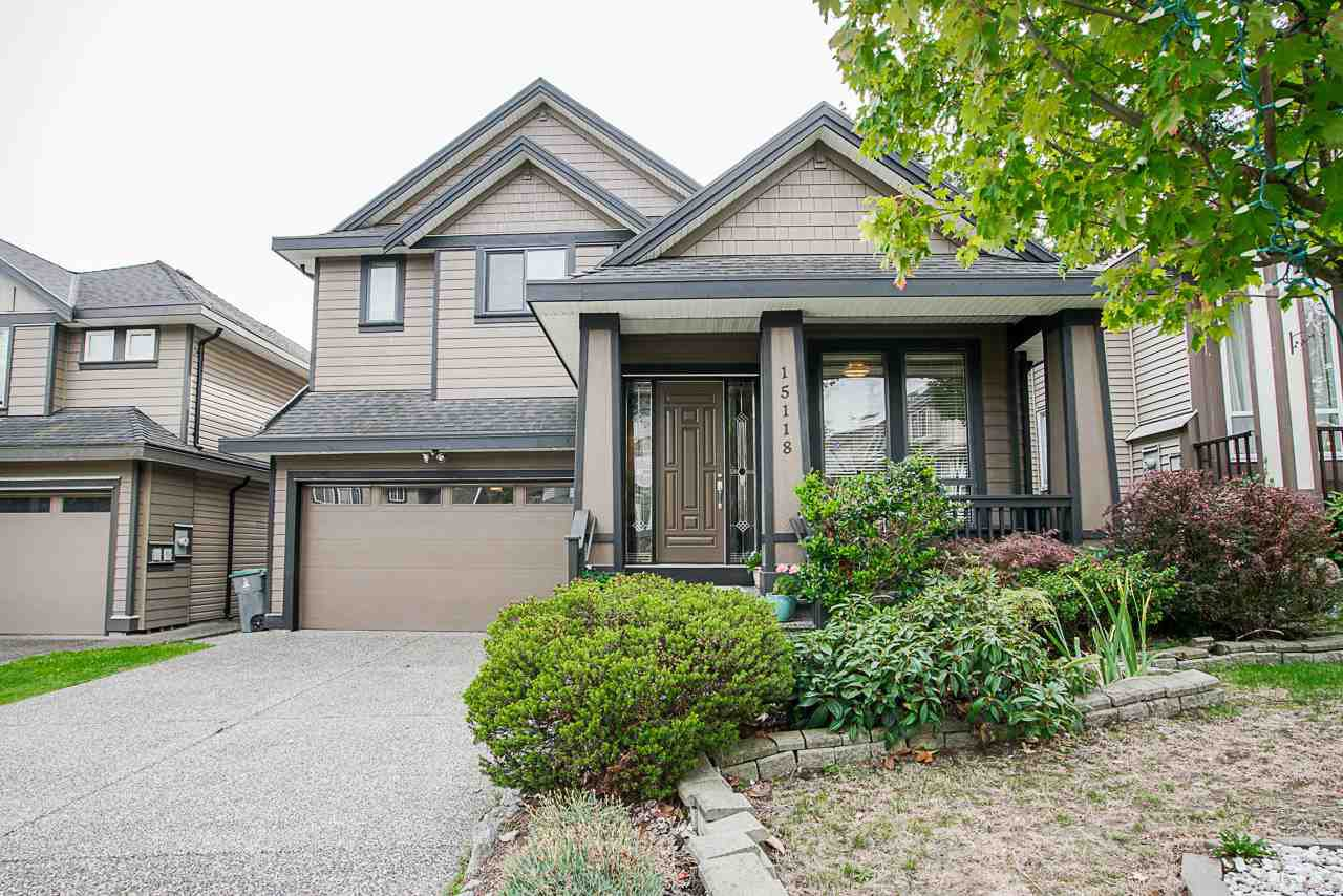 Main Photo: 15118 58A Avenue in Surrey: Sullivan Station House for sale : MLS®# R2404136
