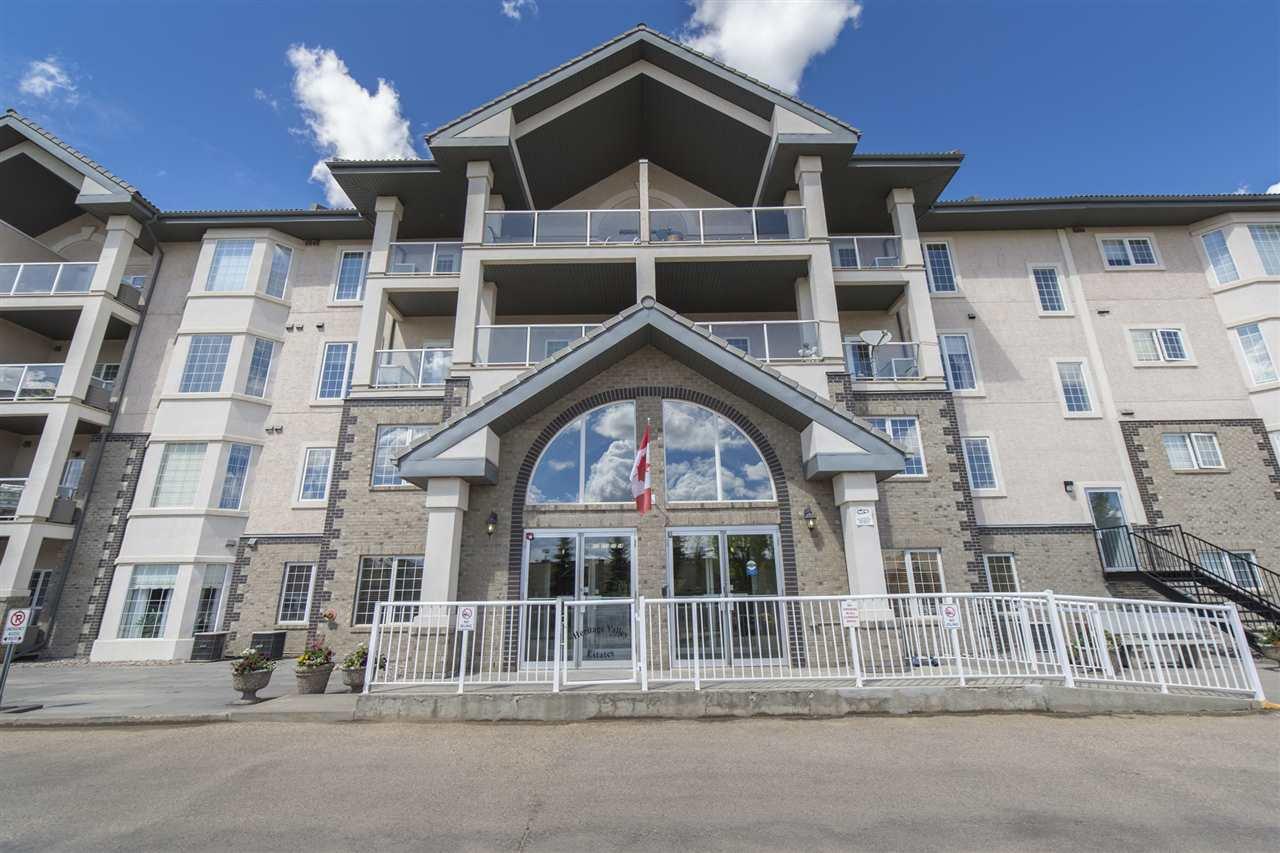 Main Photo: 448 612 111 Street in Edmonton: Zone 55 Condo for sale : MLS®# E4183554