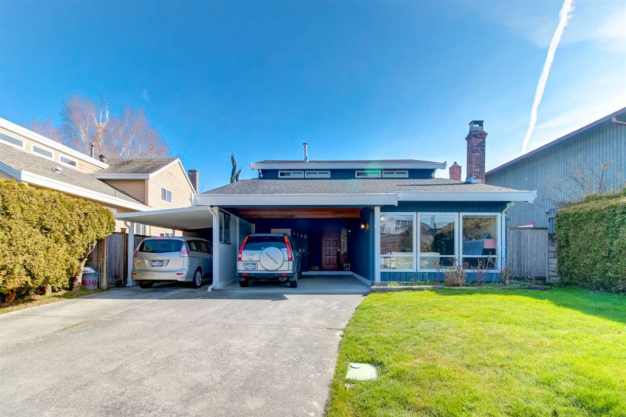 Main Photo: 4140 LANCELOT Drive in Richmond: Boyd Park House for sale : MLS®# R2446802