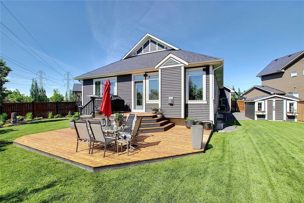 Main Photo: 260 Aspenmere Circle: Chestermere Detached for sale : MLS®# C4305169