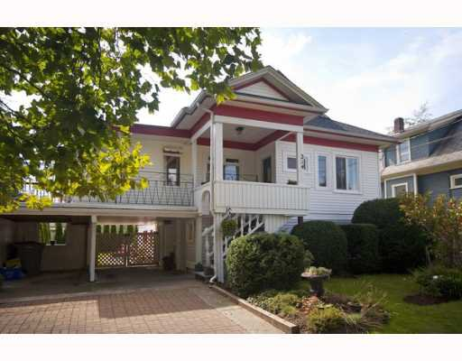 """Main Photo: 214 E 24TH Avenue in Vancouver: Main House for sale in """"MAIN STREET"""" (Vancouver East)  : MLS®# V785861"""