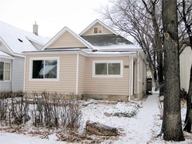 Photo 1: Photos: 75 Luxton Avenue in WINNIPEG: North End Residential for sale (North West Winnipeg)  : MLS®# 1000020