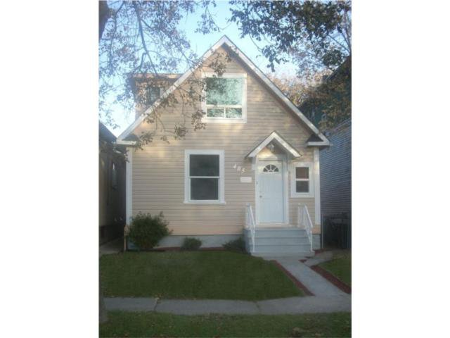 Main Photo: 405 Banning Street in WINNIPEG: West End / Wolseley Residential for sale (West Winnipeg)  : MLS®# 1000881