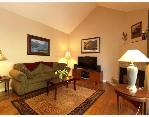 "Main Photo: 308 4001 MOUNT SEYMOUR Parkway in North Vancouver: Roche Point Townhouse for sale in ""MAPLES"" : MLS®# V809118"