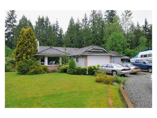 Main Photo: 11839 284TH Street in Maple Ridge: Whonnock House for sale : MLS®# V831322