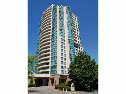 """Main Photo: 904 5833 WILSON Avenue in Burnaby: Central Park BS Condo for sale in """"PARAMOUNT TOWERS"""" (Burnaby South)  : MLS®# V840799"""