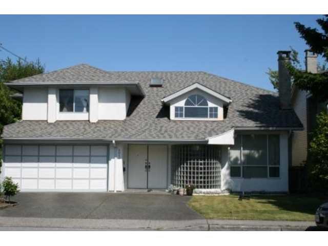 Main Photo: 6020 RIVERDALE Drive in Richmond: Riverdale RI House for sale : MLS®# V848848