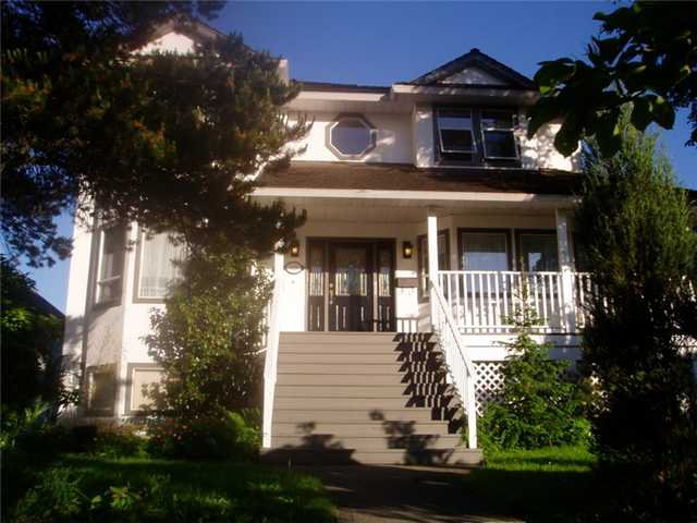 Main Photo: 118 DURHAM Street in New Westminster: GlenBrooke North House for sale : MLS®# V852286