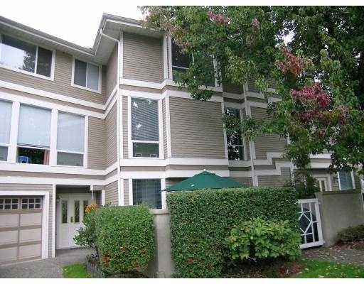 Main Photo: 3228 RALEIGH Street in Port Coquitlam: Central Pt Coquitlam Townhouse for sale : MLS®# V615223