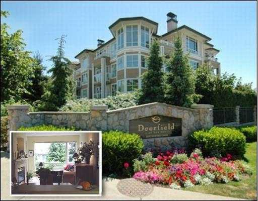 """Main Photo: 322 3629 DEERCREST Drive in North_Vancouver: Roche Point Condo for sale in """"DEERFIELD AT RAVEN WOODS"""" (North Vancouver)  : MLS®# V750565"""