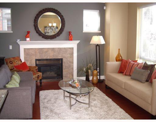 "Photo 2: Photos: 16 9688 KEEFER Avenue in Richmond: McLennan North Townhouse for sale in ""CHELSEA ESTATES"" : MLS®# V768028"