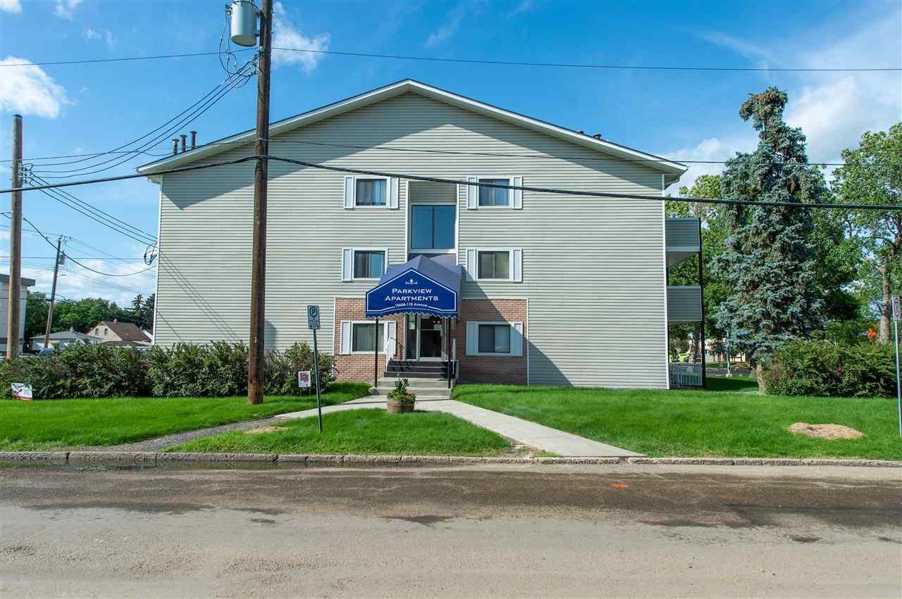 Main Photo: 301 10604 110 Avenue in Edmonton: Zone 08 Condo for sale : MLS®# E4166526