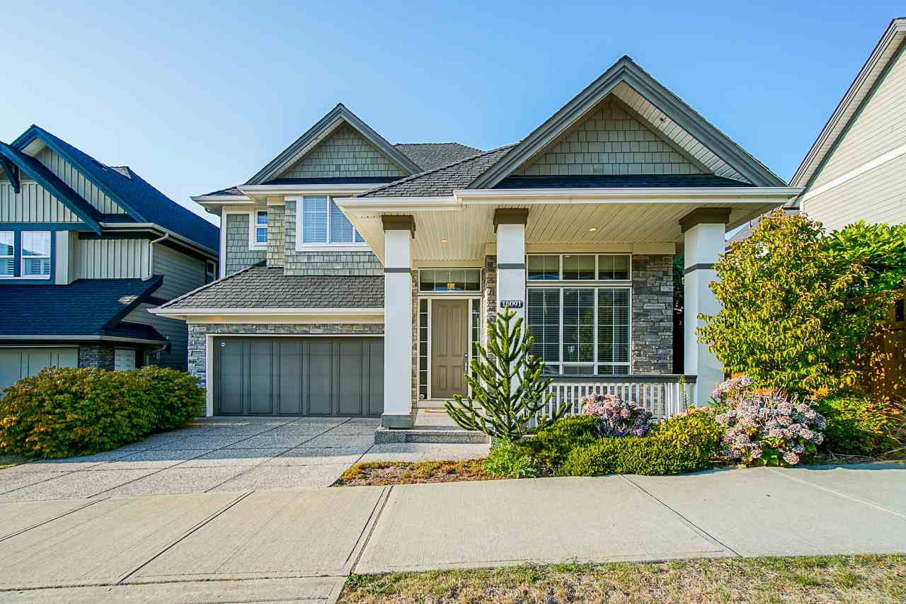 "Main Photo: 16091 28 Avenue in Surrey: Grandview Surrey House for sale in ""Morgan Heights"" (South Surrey White Rock)  : MLS®# R2397974"