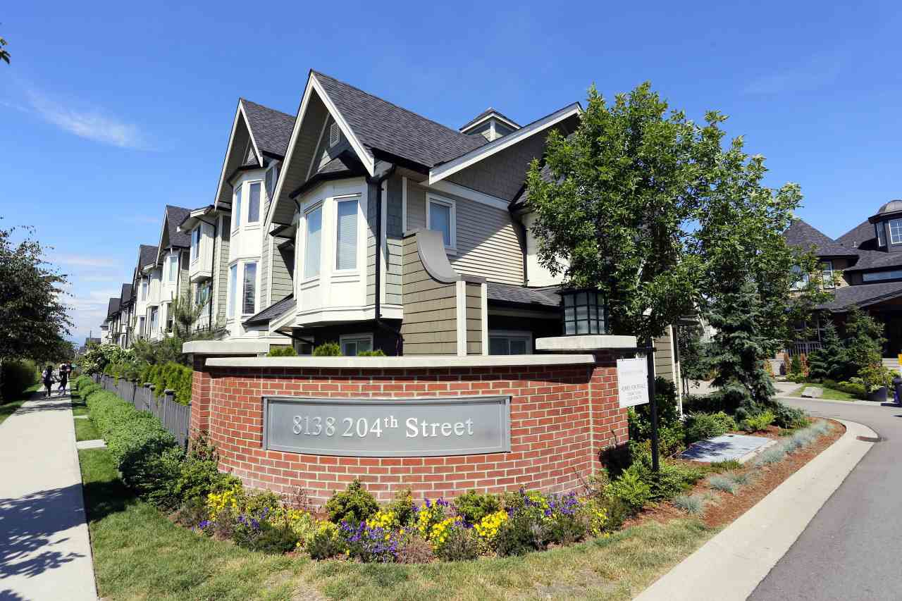"""Photo 20: Photos: 126 8138 204 Street in Langley: Willoughby Heights Townhouse for sale in """"Ashbury  & Oak"""" : MLS®# R2398814"""