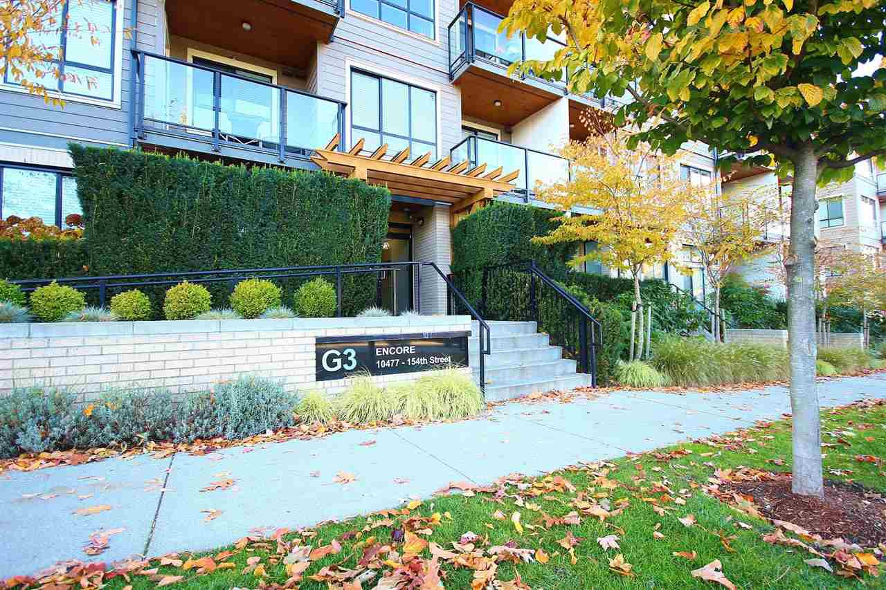 Main Photo: 313 10477 154 Street in Surrey: Guildford Condo for sale (North Surrey)  : MLS®# R2417898