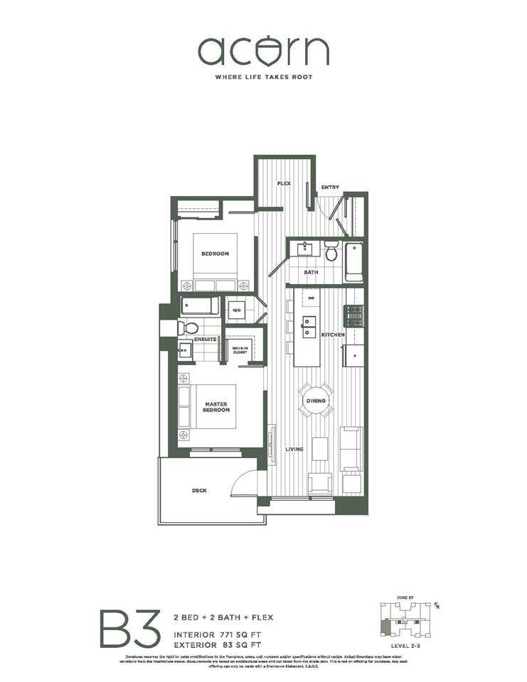 """Photo 4: Photos: 302 2666 DUKE Street in Vancouver: Collingwood VE Condo for sale in """"ACORN"""" (Vancouver East)  : MLS®# R2461587"""