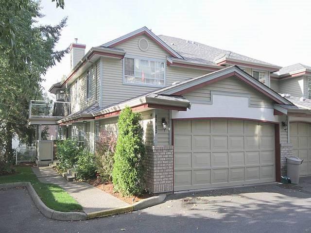 Main Photo: 42 11502 BURNETT STREET in : East Central Townhouse for sale : MLS®# V1143590