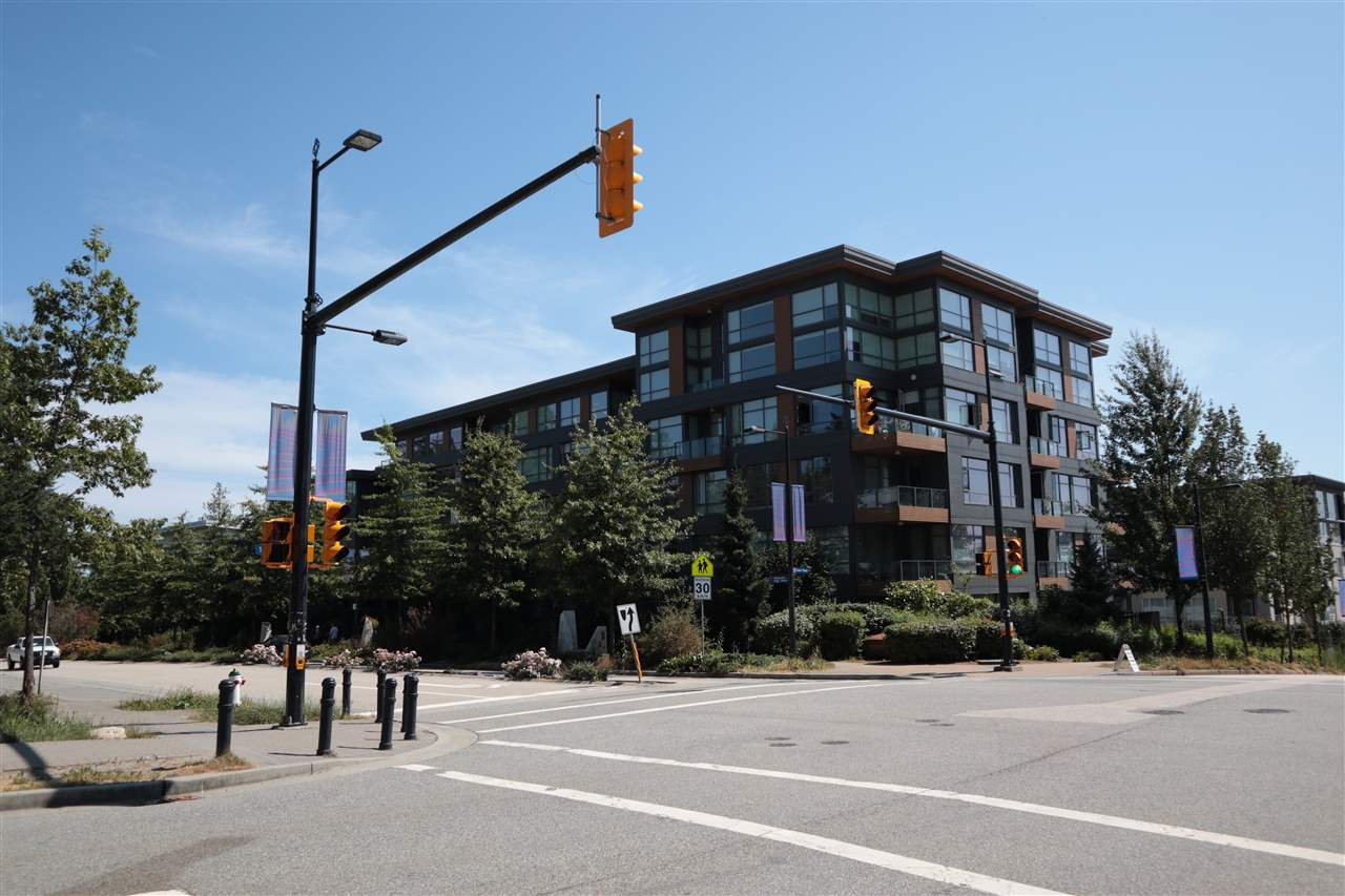 Main Photo: 307 9150 UNIVERSITY HIGH Street in Burnaby: Simon Fraser Univer. Condo for sale (Burnaby North)  : MLS®# R2483480