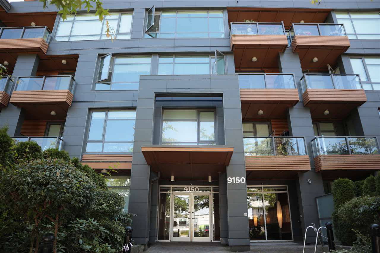 Photo 2: Photos: 307 9150 UNIVERSITY HIGH Street in Burnaby: Simon Fraser Univer. Condo for sale (Burnaby North)  : MLS®# R2483480