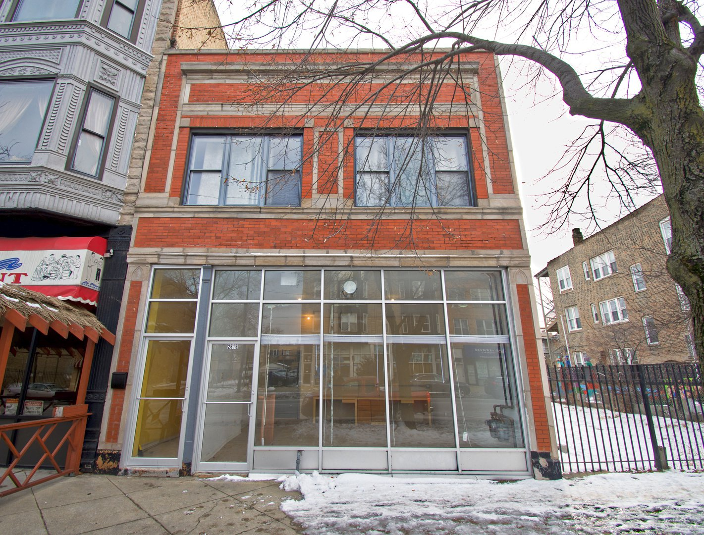 Main Photo: 2619 Division Street Unit C-1 in Chicago: CHI - West Town Commercial Lease for lease ()  : MLS®# MRD10939044