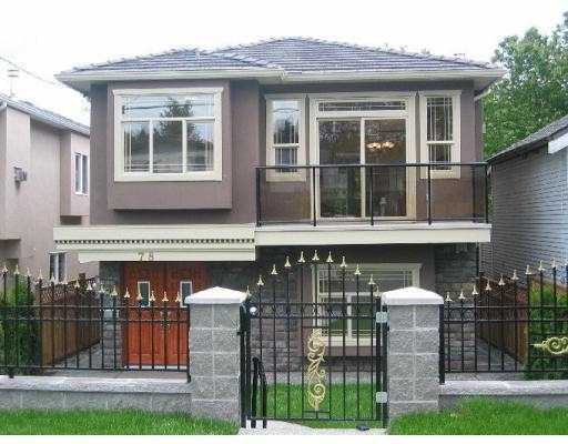Main Photo: 78 FELL Avenue in Burnaby: Capitol Hill BN House for sale (Burnaby North)  : MLS®# V800048