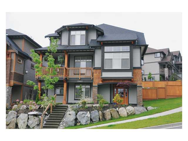 "Main Photo: 13662 228TH Street in Maple Ridge: Silver Valley House for sale in ""THE CREST AT SILVER RIDGE"" : MLS®# V854999"
