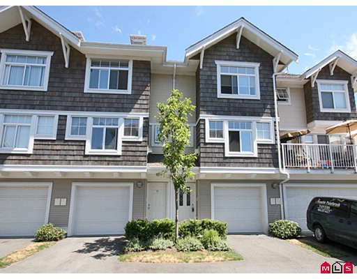 "Main Photo: 11 20771 DUNCAN Way in Langley: Langley City Townhouse for sale in ""Wyndham Lane"" : MLS®# F2821171"