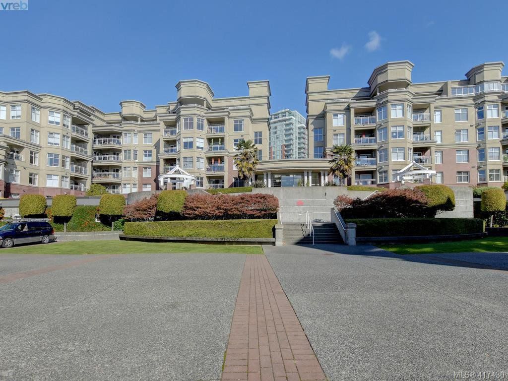 Main Photo: 508 165 Kimta Road in VICTORIA: VW Songhees Condo Apartment for sale (Victoria West)  : MLS®# 417436