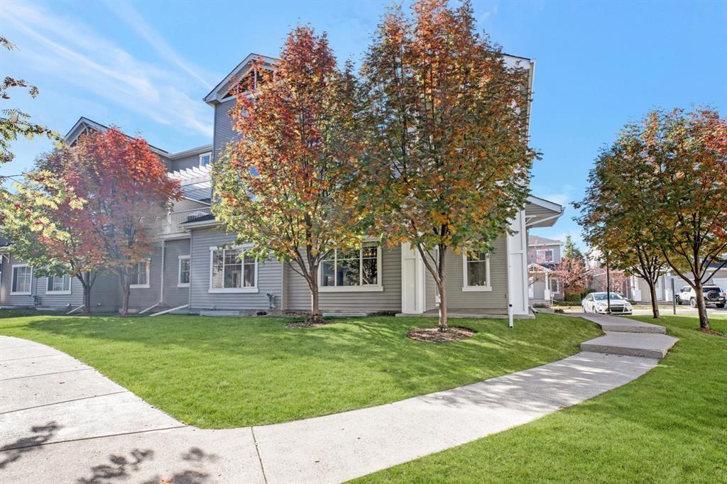 Photo 27: Photos: 1501 281 Cougar Ridge Drive SW in Calgary: Cougar Ridge Row/Townhouse for sale : MLS®# A1040162