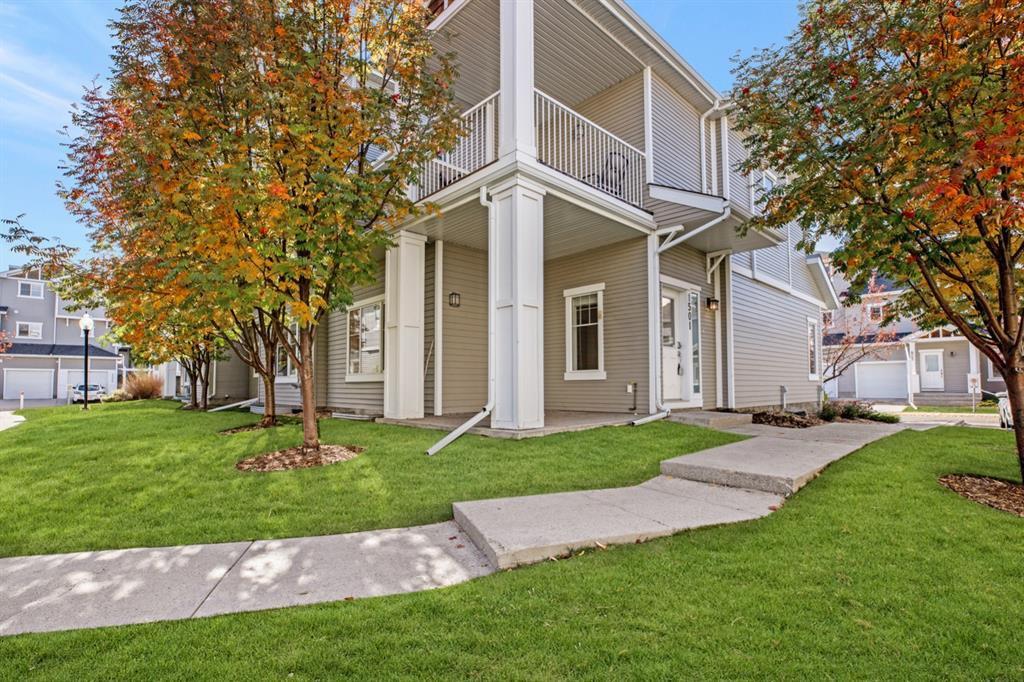 Photo 4: Photos: 1501 281 Cougar Ridge Drive SW in Calgary: Cougar Ridge Row/Townhouse for sale : MLS®# A1040162