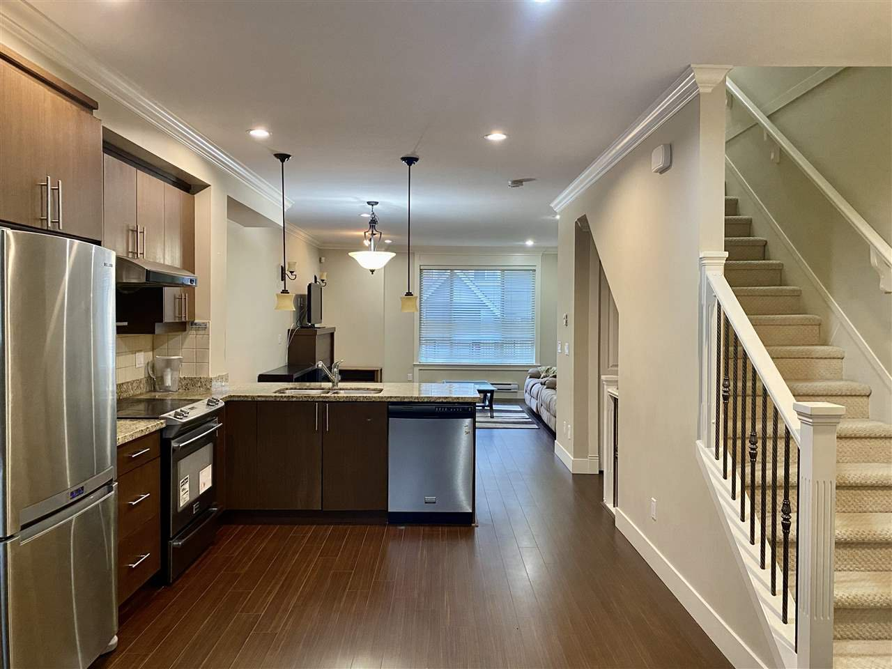 Main Photo: 11 9391 ALBERTA Road in Richmond: McLennan North Townhouse for sale : MLS®# R2512575