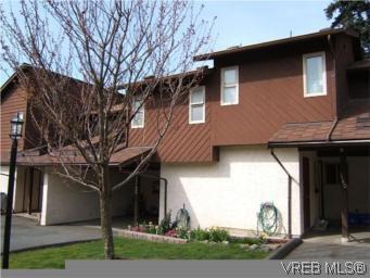Main Photo: 1142 Kiwi Road in VICTORIA: La Langford Lake Townhouse for sale (Langford)  : MLS®# 275399