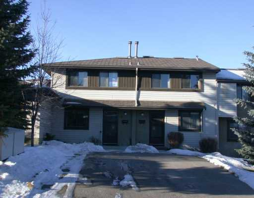 Main Photo:  in CALGARY: Braeside Braesde Est Townhouse for sale (Calgary)  : MLS®# C3107438