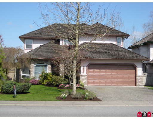 """Main Photo: 20749 93RD Avenue in Langley: Walnut Grove House for sale in """"GREENWOOD ESTATE"""" : MLS®# F2907928"""