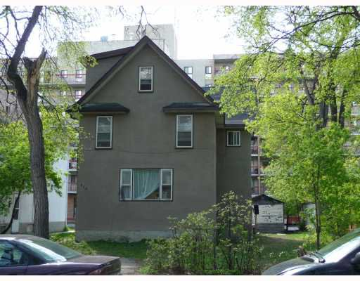 Main Photo: 532 DOMINION Street in WINNIPEG: West End / Wolseley MULTI for sale (West Winnipeg)  : MLS®# 2909629