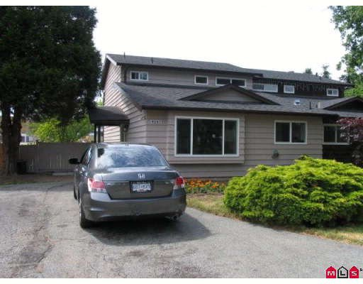 Main Photo: 9061 135A Street in Surrey: Queen Mary Park Surrey House 1/2 Duplex for sale : MLS®# F2912646