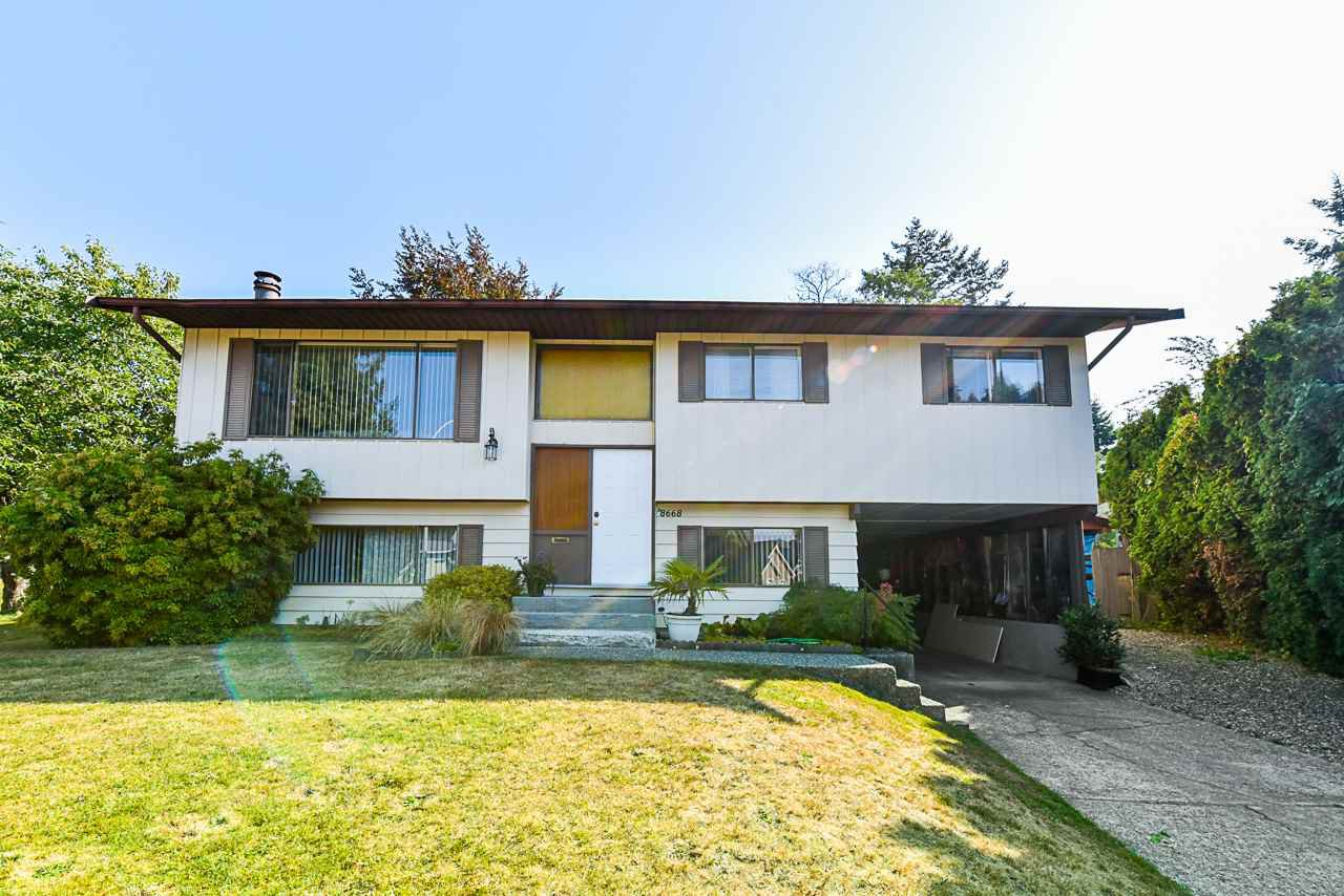 Main Photo: 8668 PRESTIGE Place in Surrey: Fleetwood Tynehead House for sale : MLS®# R2396372