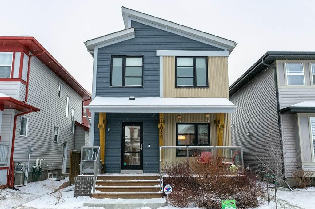 Main Photo: 7708 181 Avenue in Edmonton: Zone 28 House for sale : MLS®# E4180848