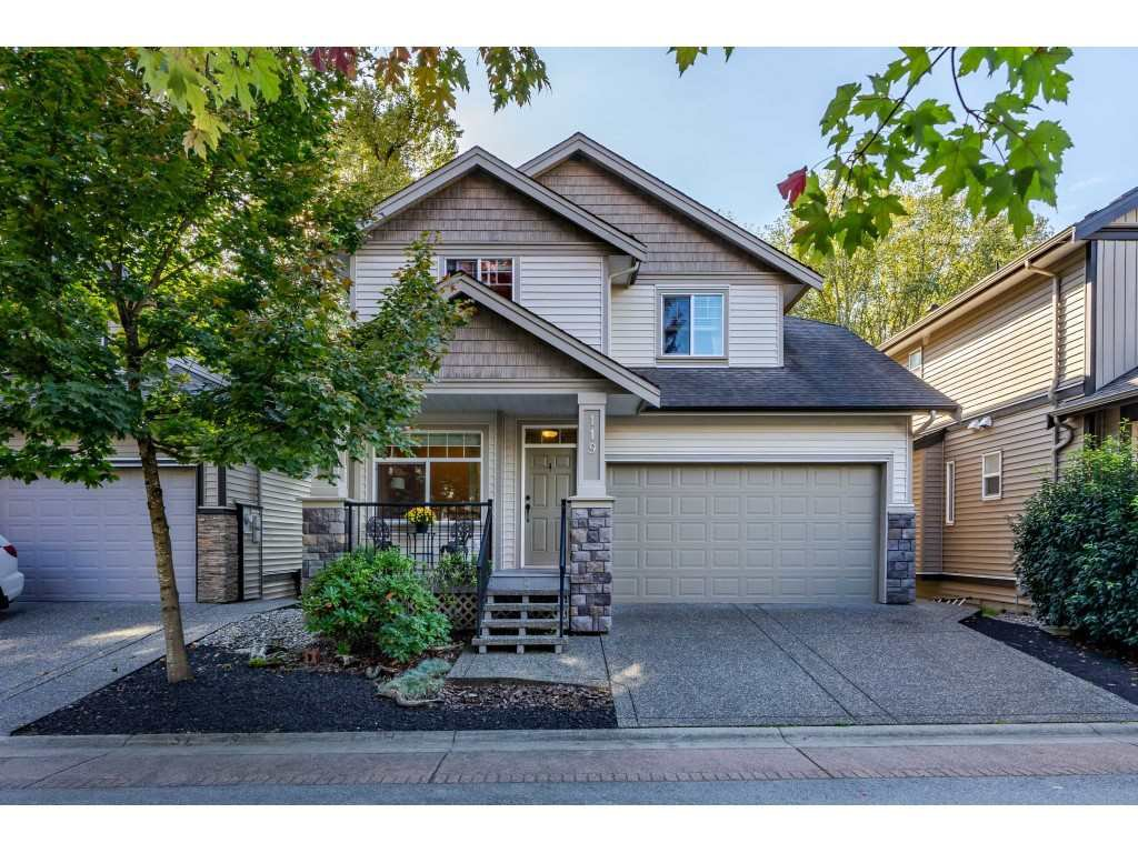 Main Photo: 119 23925 116TH AVENUE in Maple Ridge: Cottonwood MR House for sale : MLS®# R2411138