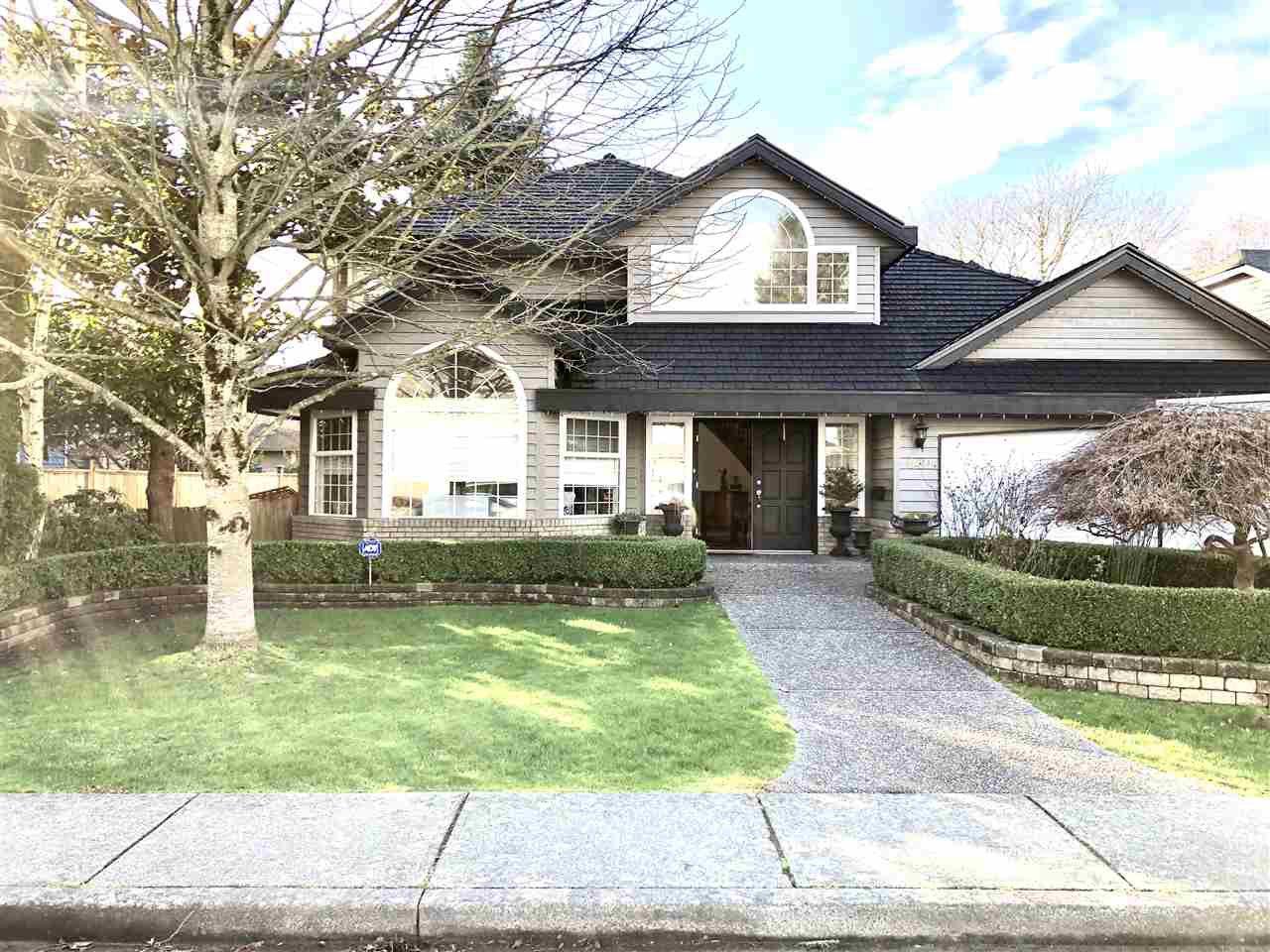 Main Photo: 6411 BOUCHARD Court in Richmond: Riverdale RI House for sale : MLS®# R2429201
