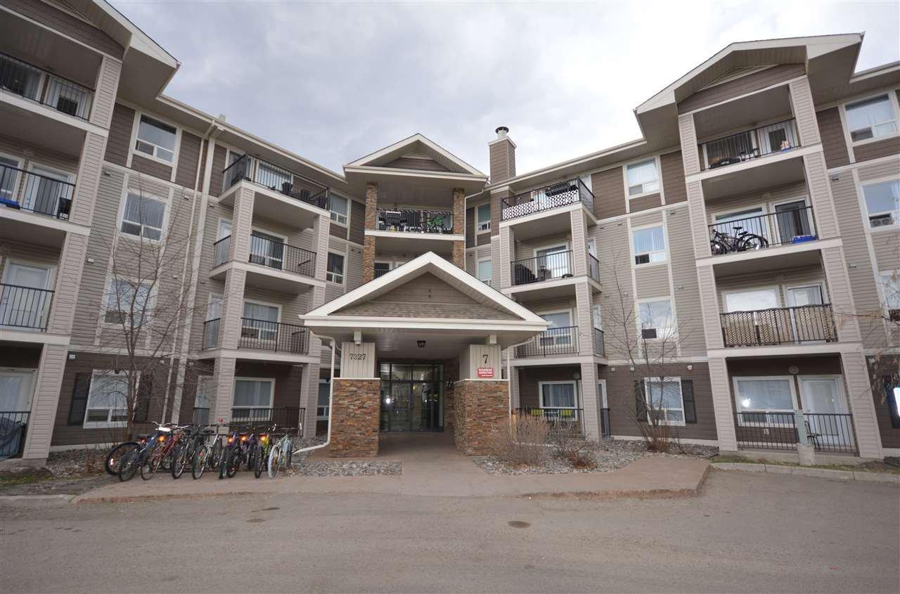 Main Photo: 7410 7327 SOUTH TERWILLEGAR Drive in Edmonton: Zone 14 Condo for sale : MLS®# E4187110