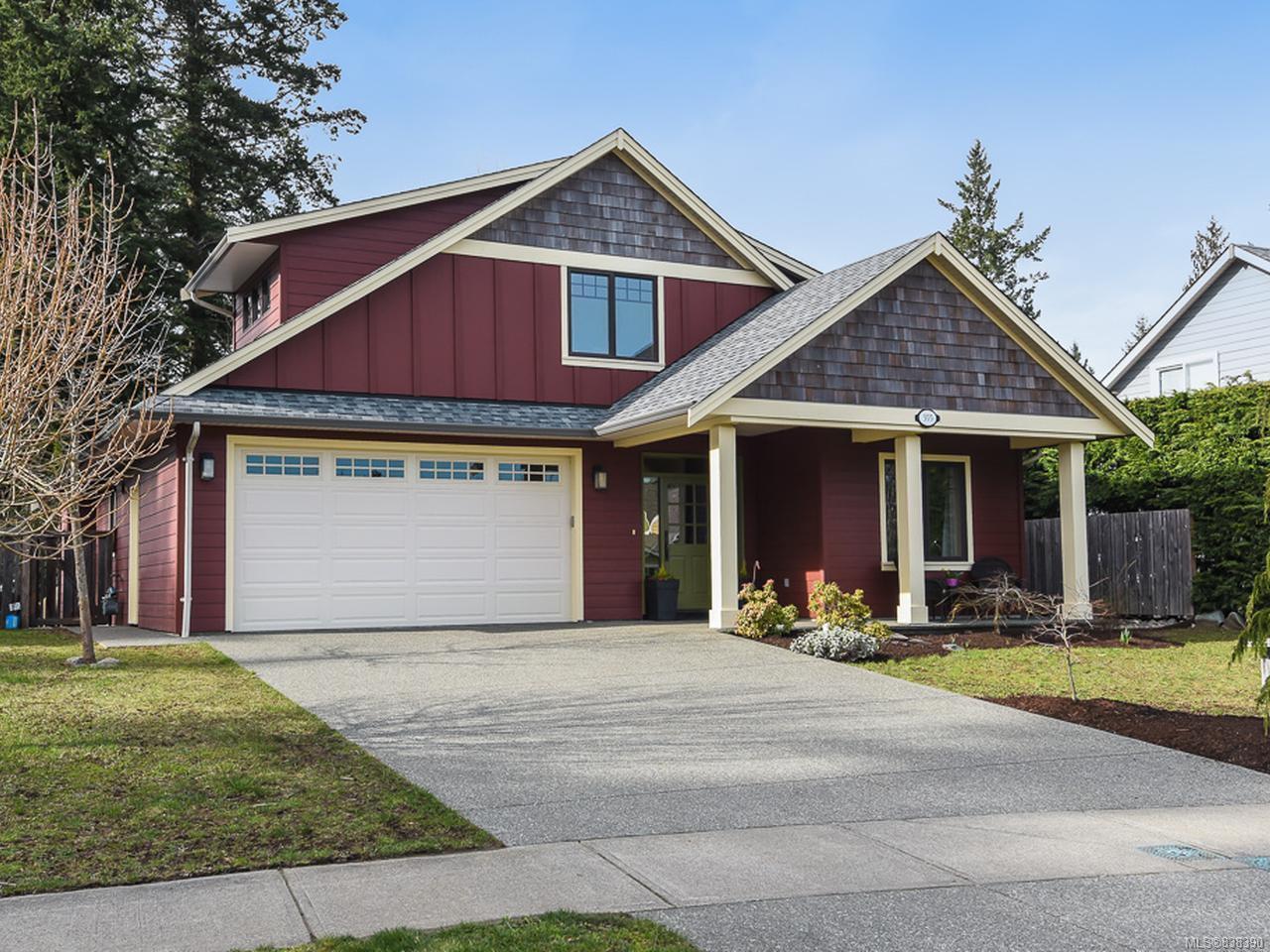 Main Photo: 355 Gardener Way in COMOX: CV Comox (Town of) House for sale (Comox Valley)  : MLS®# 838390