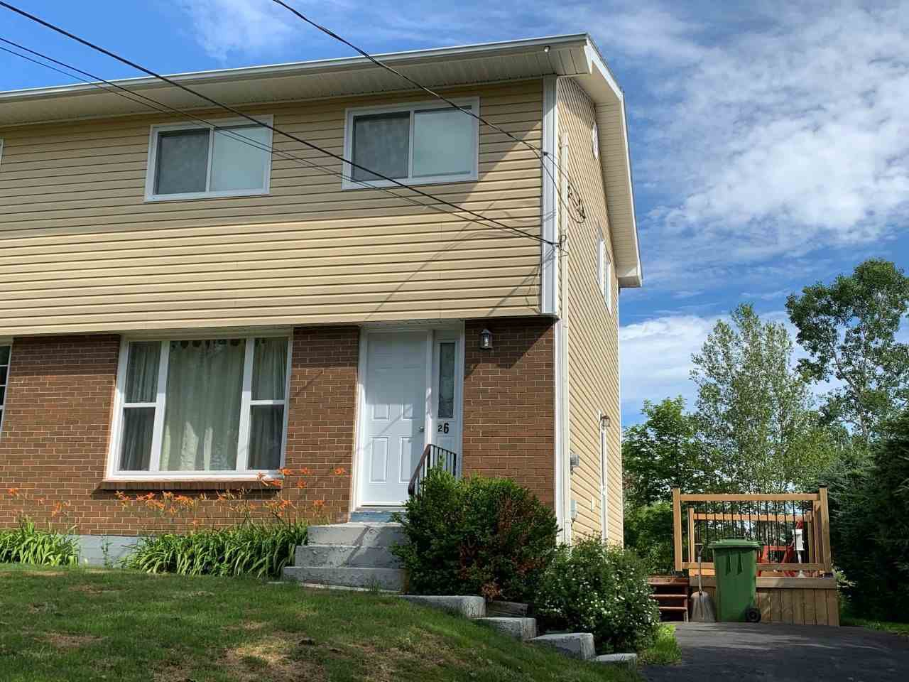 Main Photo: 26 Weir Avenue in Stellarton: 106-New Glasgow, Stellarton Residential for sale (Northern Region)  : MLS®# 202013357