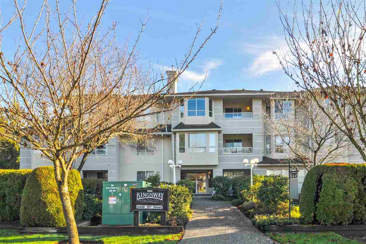 Main Photo: 309 6440 197 Street in Langley: Willoughby Heights Condo for sale : MLS®# R2527489